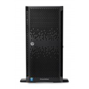 HPE ProLiant ML350 Gen9 / SFF Hot Plug / 2P Tower (5U) / E5-2620v4 / 1 x 8GB 1Rx8 / 2 x 300GB 6G SAS 10K HDD / P440ar2GB / DVD-RW / 1Gb 4-port / 3x Hot-Swap Non-Red / 1x HP 500W Hot Plug / 3-3-3
