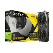 ZOTAC GeForce GTX 1070 8GB AMP! Edition ZT-P10700C-10P Three DP + HDMI + DVI Scheda Video Gaming VR Ready