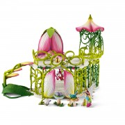 Set Figurine Schleich Castel Elfi Magic Cu Accesorii - 42140