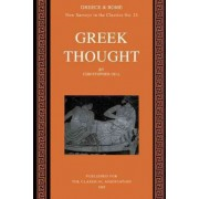 Greek Thought: Greek Thought by Christopher Gill