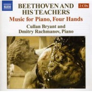 Beethoven/ Neefe/ Albrechts - Complete Four- Hand Piano (0747313251971) (2 CD)