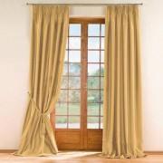 "Vorhang ""Mandria"", 142 x 280 cm - Gold - 1 Stück"