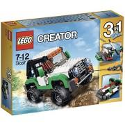 LEGO Creator - Vehículos de aventura, multicolor (31037)