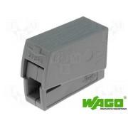 Wago Borne pour luminaire WAGO 224-101, gris, 2 pôles