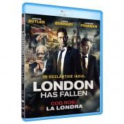 BD: LONDON HAS FALLEN - COD ROSU LA LONDRA