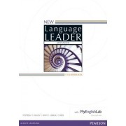 New Language Leader Advanced Coursebook with MyEnglishLab Pack by David Cotton
