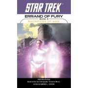 Sacrifices of War: Star Trek: Errand of Fury Book 3 by Kevin Ryan