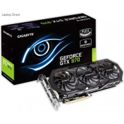 Gigabyte GV-N970WF3oC-4GD Geforce GTX970 4Gb/4096mb DDR5 256bit Graphics Card