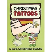 Christmas Tattoos by Anna Pomaska