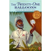 Twenty-One Balloons by William Pene Du Bois