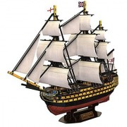 CubicFun T4019H HMS Victory Ship Puzzle