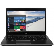 "Laptop HP ZBook 14 G2 (Procesor Intel® Core™ i7-5500U (4M Cache, up to 3.00 GHz), Broadwell, 14""FHD, 8GB, 1TB @7200rpm, Intel HD Graphics 520, Wireless AC, Tastatura iluminata, FPR, Win10 Pro 64)"