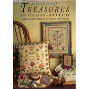 Treasures - In Cross - Stith - 50 Projects Inspired By Antique Needlework.