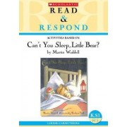 Can't You Sleep, Little Bear? by Louise Carruthers