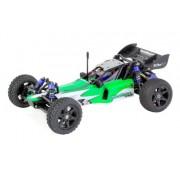 XCiteRC 30303000 rC voiture sandStorm one 10-2WD ready to race dune brushless 1:10 009547 buggy avec télécommande 2,4 gHz, vert