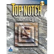 Top Notch Fundamentals with Super CD-ROM Split B (units 6-10) with Workbook and Super CD-ROM by Joan M. Saslow