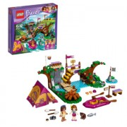 LEGO® Friends - Avonturenkamp wildwatervaren 41121