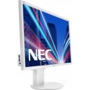 Monitor LED 24.1 Nec MultiSync EA244WMi IPS WUXGA White