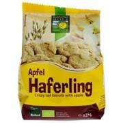 Haferling Biscuiti Ecologici Crocanti din Ovaz cu Mere Bohlsener Pronat 125gr