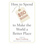 How to Spend $50 Billion to Make the World a Better Place by Bj