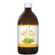 Seva (limfa) bio de mesteacan cu gust de lamaie (fara zahar) 500 ml