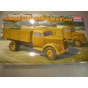 German Cargo Truck 1/72 Academy [Toy] (Japan Import)