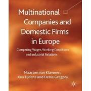Multinational Companies and Domestic Firms in Europe by Maarten Van Klaveren