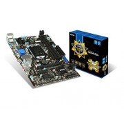 MSI H81M-E34 Carte mère Intel Micro ATX Socket 1150