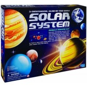 3-D Glow-in the-Dark Solar System Mobile Making Kit