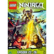 LEGO Ninjago DVD avsnitt 22-26 (LEGO Ninjago DVD film 697194)