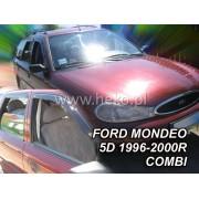 Deflektory komplet 4 ks pre FORD Mondeo - kombi, 1996-2000