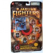 Ban Dai Jaguin Fighters Stone Fighter Pack Monstrous Ogres