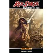 Red Sonja: Revenge of the Gods by Luke Lieberman