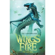 Wings of Fire #2: The Lost Heir by Tui T Sutherland