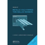 Design of Metallic Cold-Formed Thin-Walled Members by Aurelio Ghersi