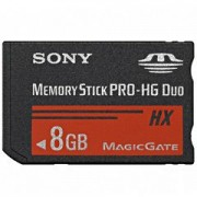 Card Sony Memory Stick PRO-HG Duo HX 8GB