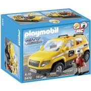 Playmobil Werfleider met voertuig - 5470