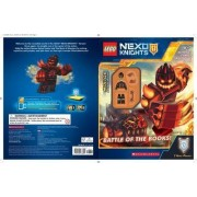 Battle of the Books! (Lego Nexo Knights: Activity Book) by Various
