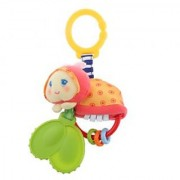 Magideal Colorful Bee Plush Rattle Hand Bells Bed Pram Hanging Toys Kid Crib Toy