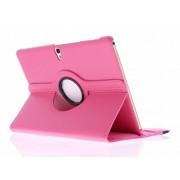 Fuchsia 360° draaibare tablethoes voor de Samsung Galaxy Tab S 10.5