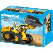 Playmobil City Action - Construction, Excavator