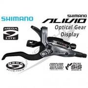 Shimano ESTM4050RA Klamkomanetka Shimano Alivio ST-M4050 9 rz do hamulców tarczowych hydraulicznych (LEWA) 2015