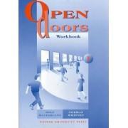 Open Doors: 1: Workbook by Norman Whitney