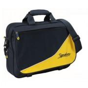Legend Signature Flap Satchel Bag B357