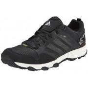 adidas Kanadia 7 Trail GTX Shoes Men dark grey/core black/chalk white 2017 46 Running Schuhe