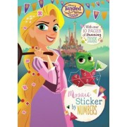 Disney Tangled the Series Mosaic Sticker by Numbers: With Over 10 Pages of Stunning Stickers