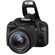 Aparat Foto D-SLR Canon EOS 100D (Negru) cu Obiectiv EF 18-55 DC III