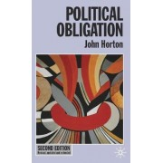 Political Obligation by John Horton