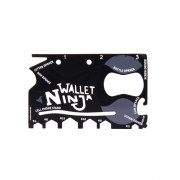 Wallet NINJA 18-IN-1 Card sized Multi-tool