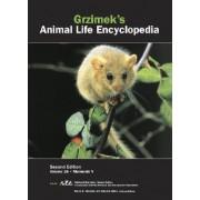 Grzimek's Animal Life Encyclopedia by Gale Group